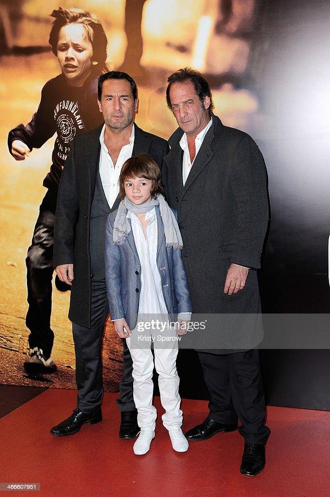 'Mea Culpa' Paris Premiere At Gaumont Opera