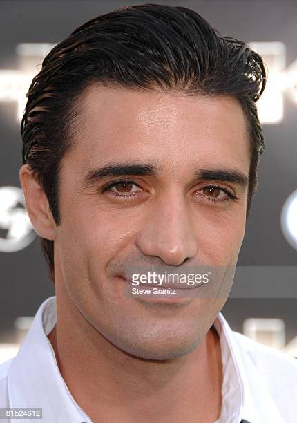 """Gilles Marini arrives at the Premiere Of Universal Pictures' """"The Incredible Hulk"""" on June 8, 2008 in Universal City, California."""