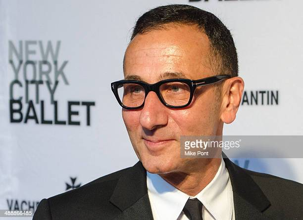 Gilles Mendel attends the New York City Ballet 2014 Spring Gala at David H Koch Theater Lincoln Center on May 8 2014 in New York City