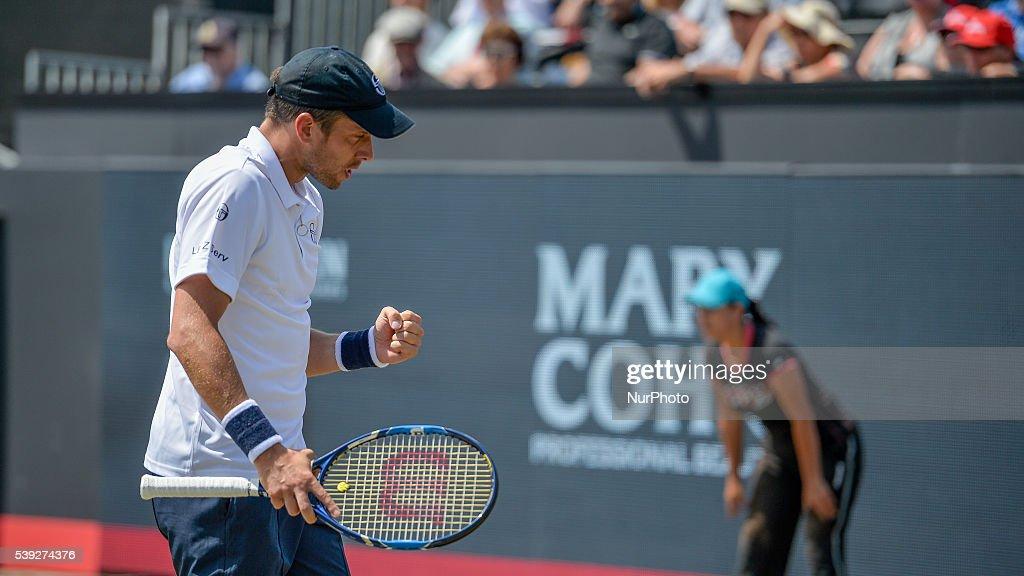 ATP and WTA Ricoh Open 2016 : News Photo