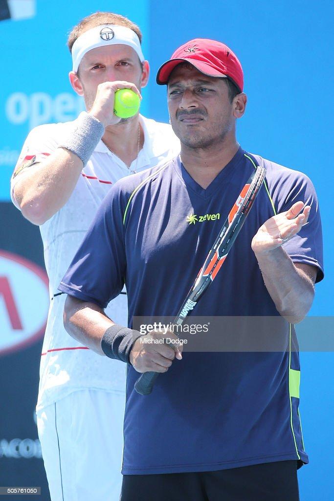 2016 Australian Open - Day 3