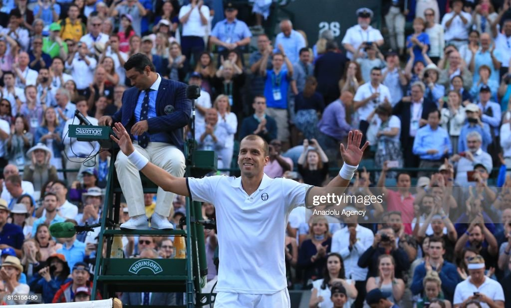 2017 Wimbledon Championships : News Photo