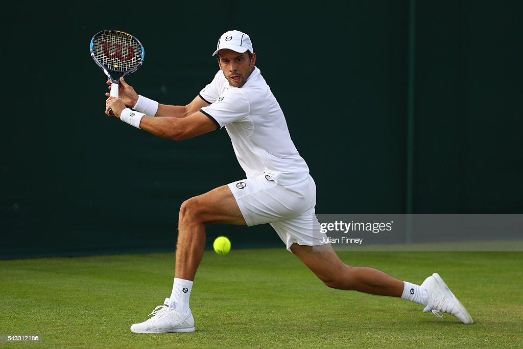 Day One: The Championships - Wimbledon 2016 : Foto di attualità