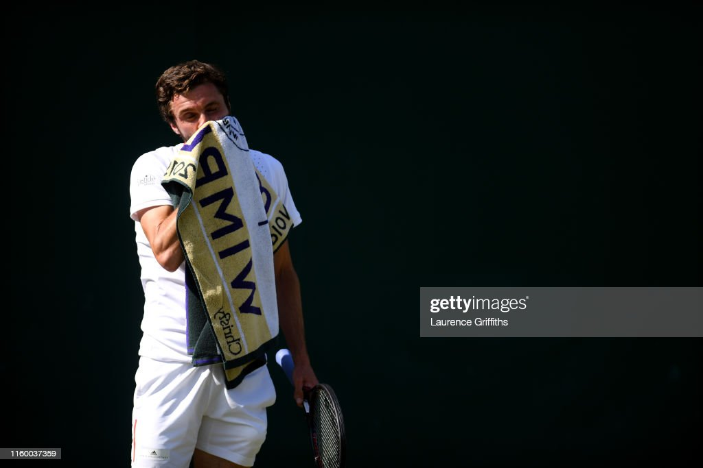 Day Four: The Championships - Wimbledon 2019 : News Photo