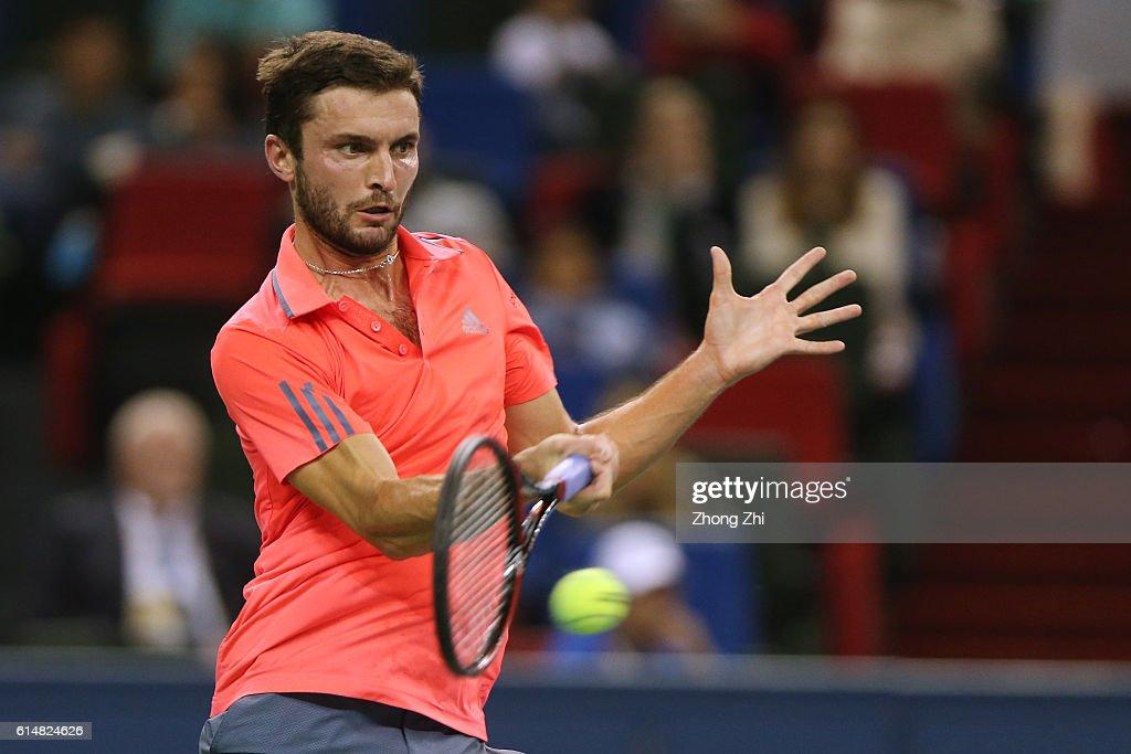 ATP Shanghai Rolex Masters 2016 - Day 7 : News Photo