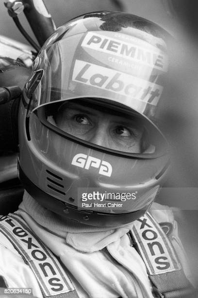 Gilles Villeneuve Grand Prix of Belgium Zolder 08 May 1982