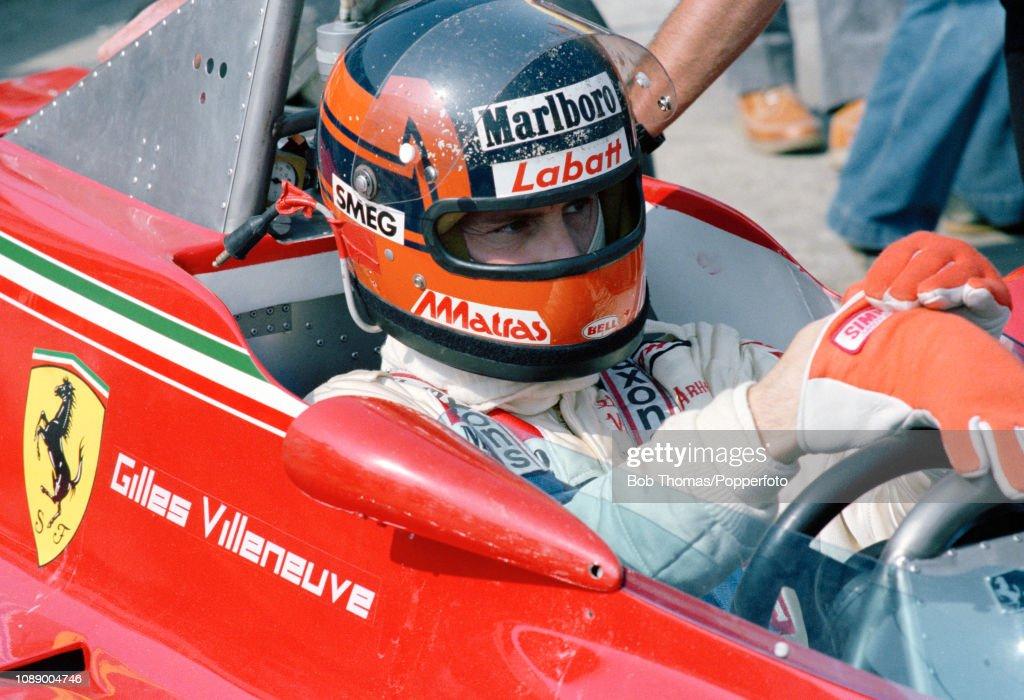 1979 F1 British Grand Prix : News Photo