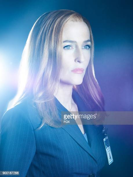 Gillian Anderson as FBI Special Agent Dana Scully in THE XFILES premiering Wednesday Jan 3 on FOX