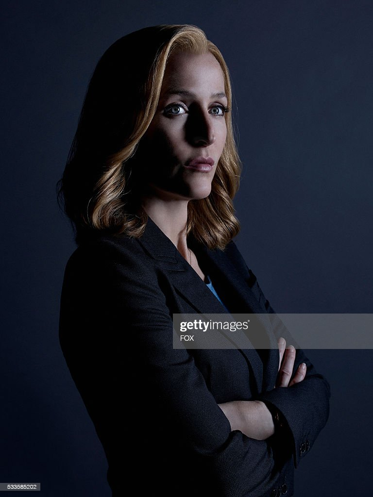 Gillian Anderson as FBI Special Agent Dana Scully. The next mind-bending chapter of THE X-FILES debuts with a special two-night event beginning Sunday, Jan. 24 (10:00-11:00 PM ET/7:00-8:00 PM PT), following the NFC CHAMPIONSHIP GAME, and continuing with its time period premiere on Monday, Jan. 25 (8:00-9:00 PM ET/PT).
