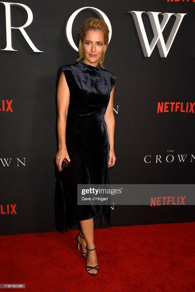 """The Crown"" Season 3 World Premiere - VIP Arrivals : News Photo"
