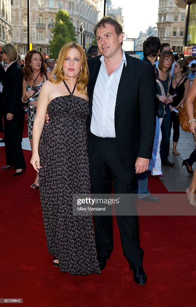 The X-Files: I Want To Believe - Outside Arrivals : News Photo