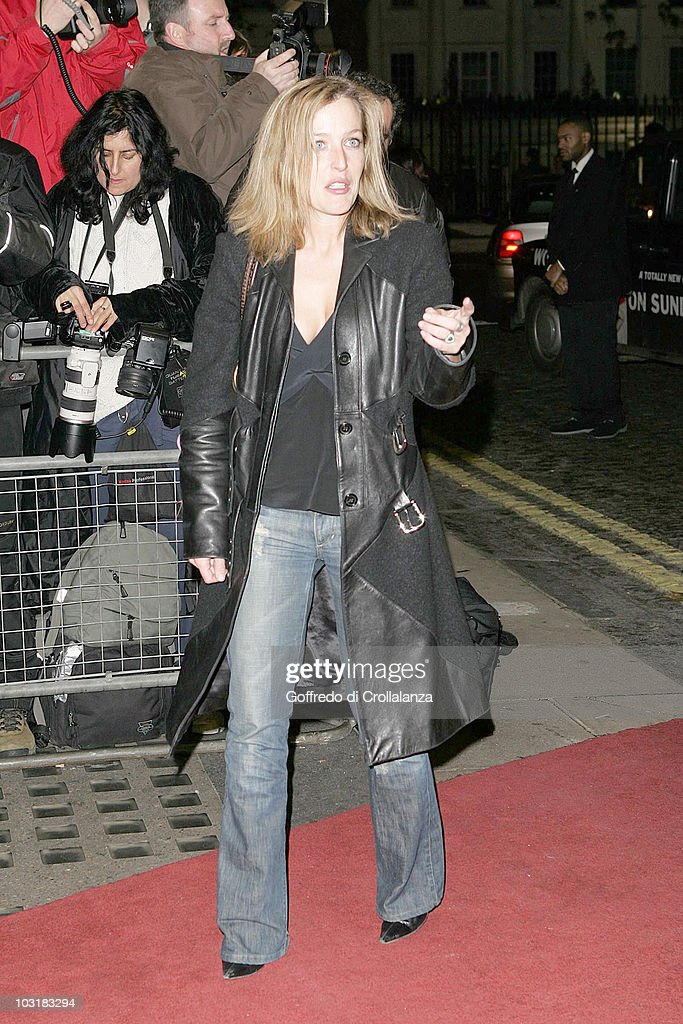 """George Michael's """"A Different Story"""" Gala London Screening : News Photo"""