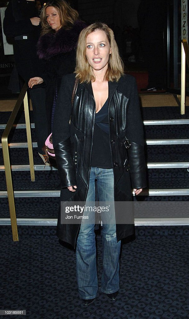 """George Michael's """"A Different Story"""" Gala London Screening - Inside : News Photo"""