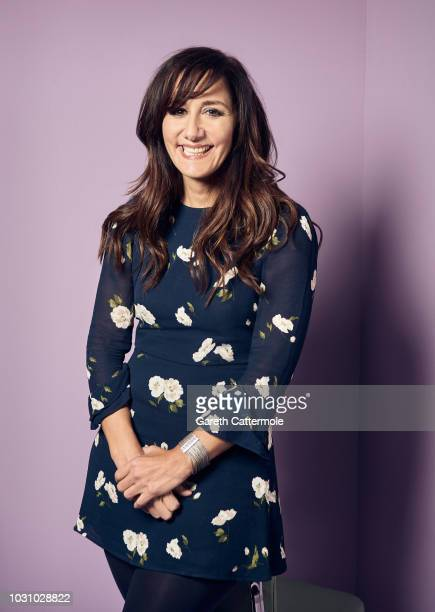 Gillian Barnes from the series 'Shatterbox' poses for a portrait during the 2018 Toronto International Film Festival at Intercontinental Hotel on...