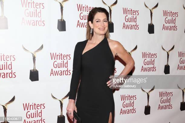 Gillian Flynn attends 71st Annual Writers Guild Awards New York Ceremony at Edison Ballroom on February 17 2019 in New York City