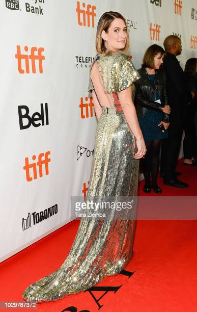 Gillian Flynn attends the premiere of 'Widows' during the 2018 Toronto International Film Festival at Roy Thomson Hall on September 8 2018 in Toronto...