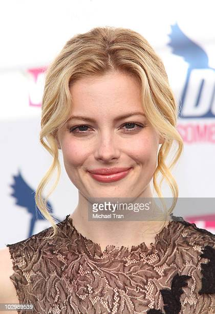 Gillian Jacobs arrives to the 2010 VH1 'Do Something' Awards held at the Hollywood Palladium on July 19 2010 in Hollywood California