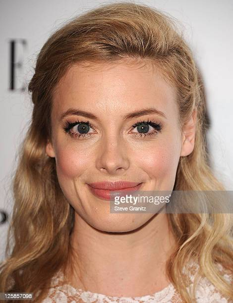 Gillian Jacobs attends ELLE's Women In TV Celebration Presented By Ports 1961 at Soho House on January 27 2011 in West Hollywood California