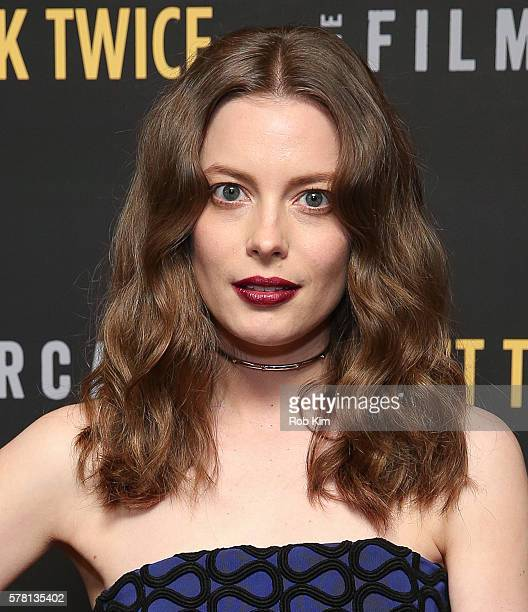 Gillian Jacobs attends the New York Premiere of 'Don't Think Twice' at Sunshine Landmark on July 20 2016 in New York City