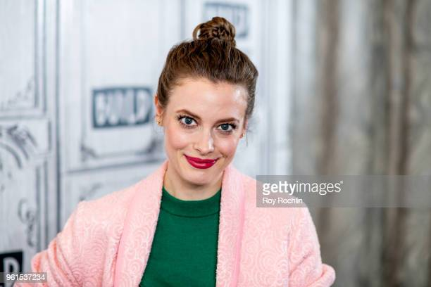 Gillian Jacobs discusses 'Ibiza' with the Build Series at Build Studio on May 22 2018 in New York City