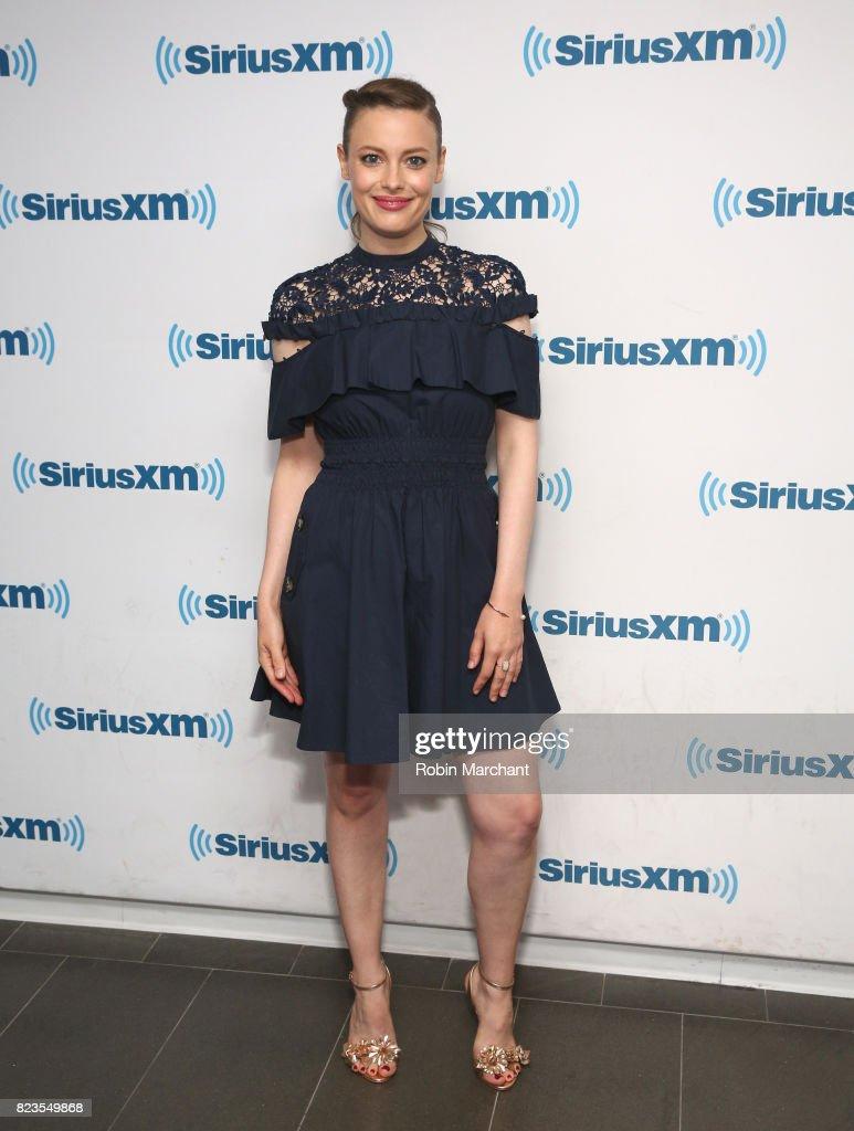 Celebrities Visit SiriusXM - July 27, 2017