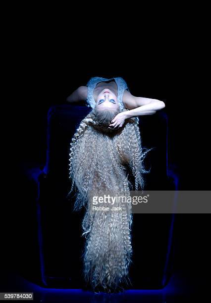 Gillian Keith in the production 'A Midsummer Night's Dream' at the Linbury Theatre Royal Opera House Covent Garden in London
