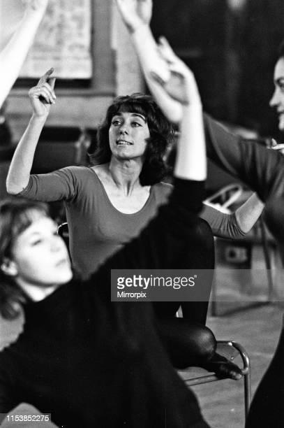 Gillian Lynne who runs her own dance school 17th September 1963