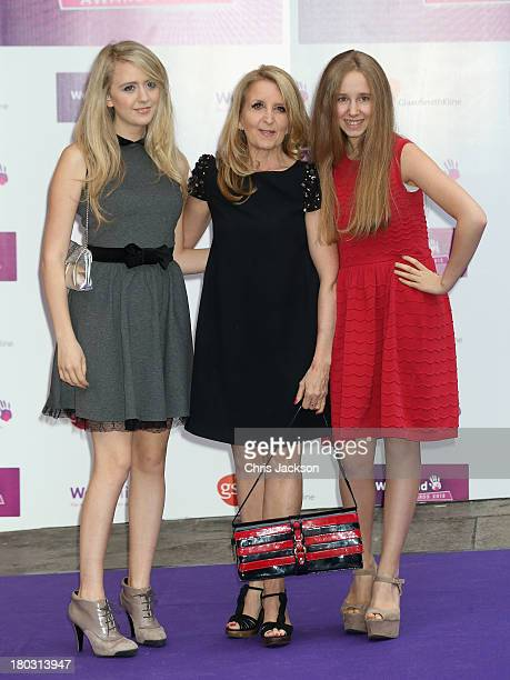 Gillian McKeith arrives at the WellChild Awards at The Dorchester on September 11 2013 in London England