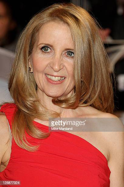 Gillian McKeith attends the The National Television Awards at the O2 Arena on January 26 2011 in London England