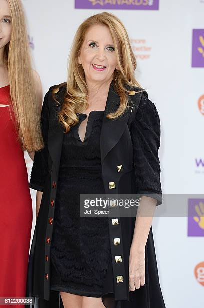 Gillian McKeith attends the WellChild Awards at The Dorchester on October 3 2016 in London England