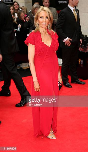 Gillian McKeith during The 2006 British Academy Television Awards Arrivals at Grosvenor House in London Great Britain