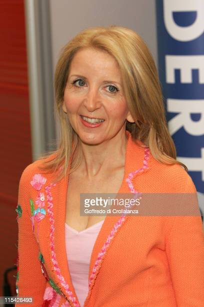 Gillian McKeith during The Vitality Show 2006 London Press Launch and Photocall in London
