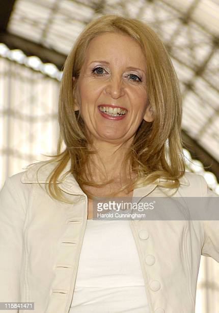 Gillian McKeith during The Vitality Show 2007 at Olympia in London Great Britain