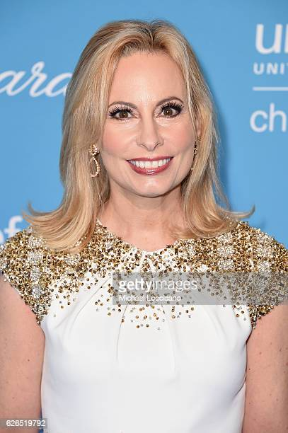 Gillian Miniter attends the 12th Annual UNICEF Snowflake Ball at Cipriani Wall Street on November 29 2016 in New York City
