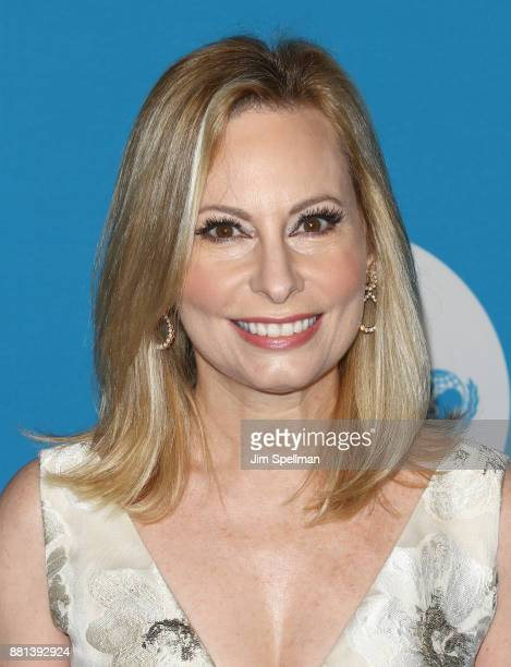 Gillian Miniter attends the 13th Annual UNICEF Snowflake Ball 2017 at The Atrium at 60 Wall Street on November 28 2017 in New York City