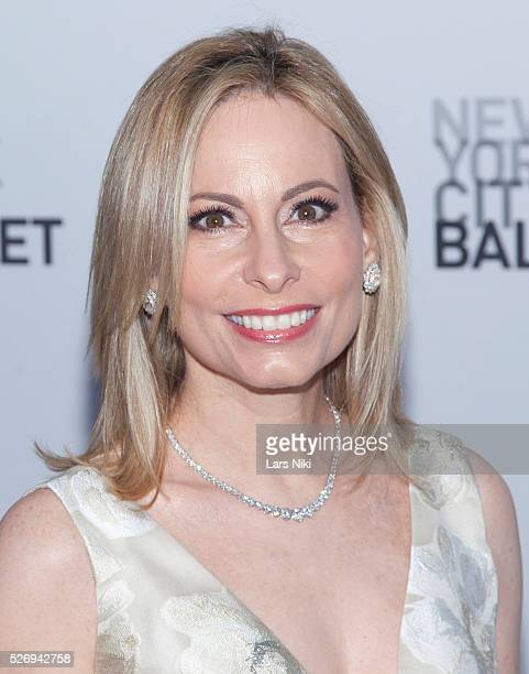 "Gillian Miniter attends the ""Metropolitan Ballet 2014 Fall Gala"" at the David H. Koch Theater at Lincoln Center in New York City. �� LAN"