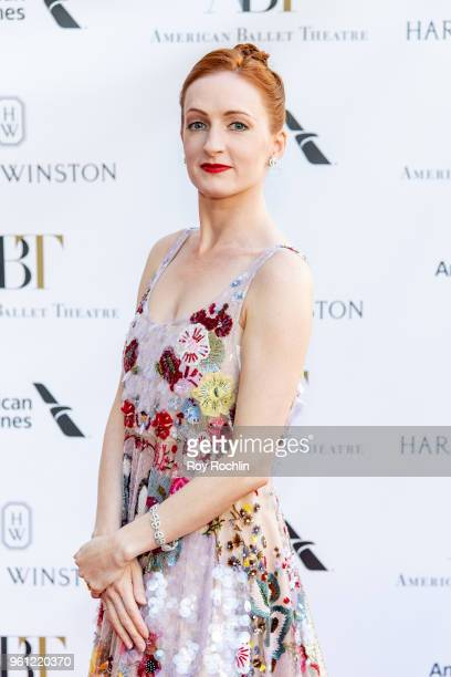 Gillian Murphy attends the 2018 American Ballet Theatre Spring Gala at The Metropolitan Opera House on May 21 2018 in New York City