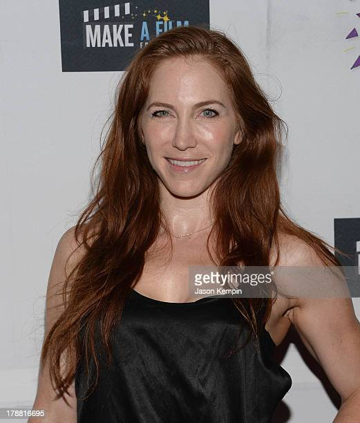 Gillian Shure attends the Make A Film Foundation's ComedyCon 2013 Fundraiser at The Comedy Store on August 30 2013 in West Hollywood California