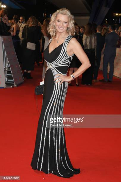 Gillian Taylforth attends the National Television Awards 2018 at The O2 Arena on January 23 2018 in London England