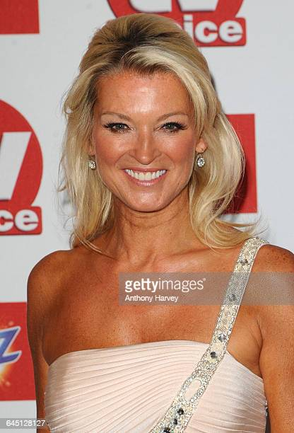 Gillian Taylforth attends the TVChoice Awards on September 10 2012 at the Dorchester Hotel in London