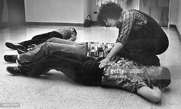 MAR 9 1978 MAR 15 1978 MAR 19 1978 Gilpin House Mental Health Center Dancing promotes a better selfimage and can also be enjoyable as instructor...