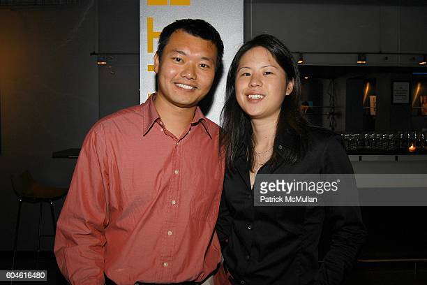 Gim Lay and Katherine Chang attend PATRICK MCMULLAN Photo Exhibition Inaugurates THE GALLERY at NEW WORLD STAGES at New World Stages on June 26 2006...