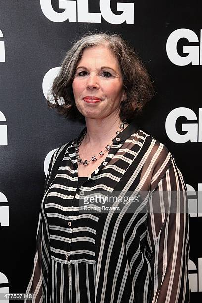 Gina Barnett attends her Book Release Party For Gina Barnett's Play the Part at GLG on June 17 2015 in New York City