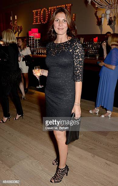 Gina Bellman attends the Red magazine Women of the Year awards at Ham Yard Hotel on September 3 2014 in London England