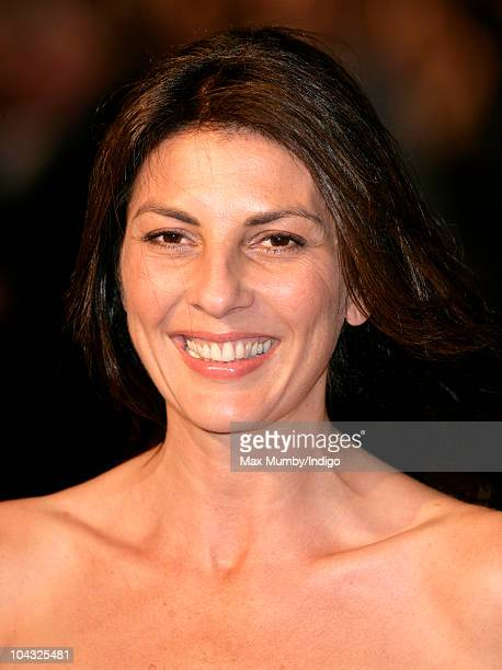 Gina Bellman attends the World premiere of 'Made in Dagenham' at the Odeon Leicester Square on September 20 2010 in London England