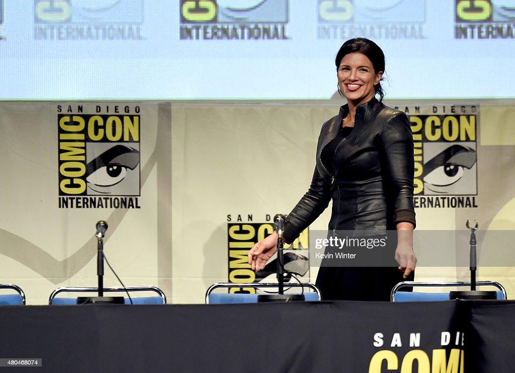 Comic-Con International 2015 - 20th Century FOX Panel : News Photo