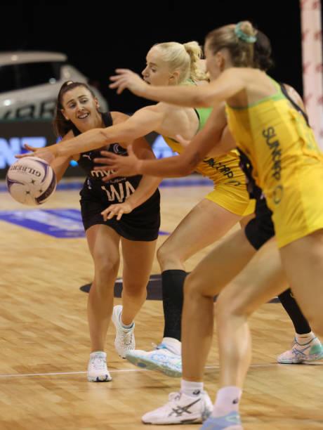 NZL: New Zealand v Australia - Constellation Cup