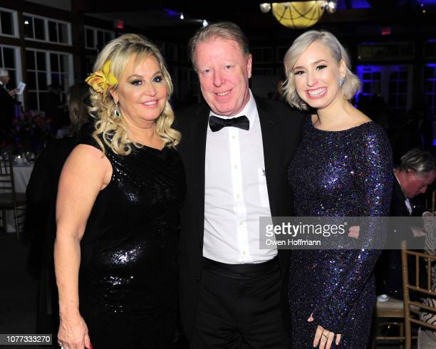 Gina de Franco Robert Hughes and Jazmin Grimaldi attend Wells Of Life Charity Benefits At The 8th Annual Better World Awards Event Roc4Humanity at...
