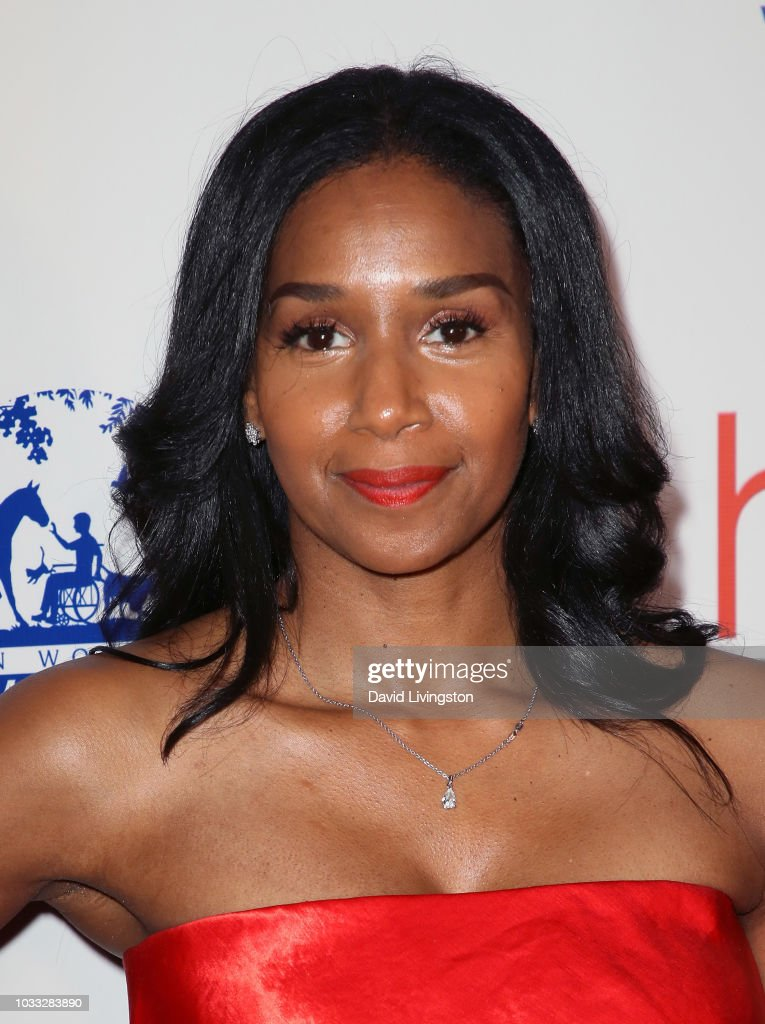 Gina Edwards attends the 2018 Daytime Hollywood Beauty Awards at Avalon on September 14, 2018 in Hollywood, California.