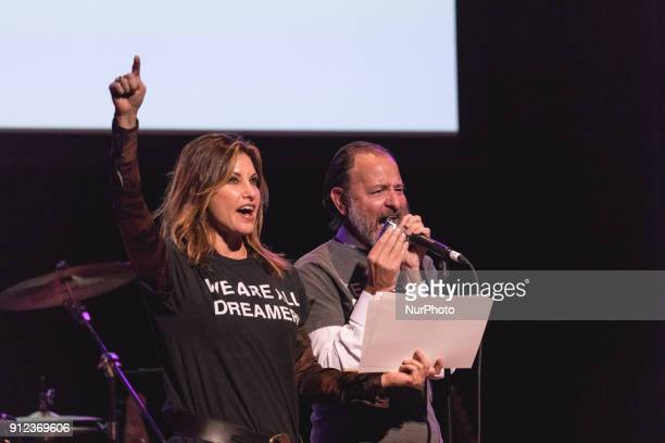 Gina Gershon and Fisher Stevens perform an original song about US Sec of the Interior Ryan Zinke and Administrator of the EPA Scott Pruitt's failure...